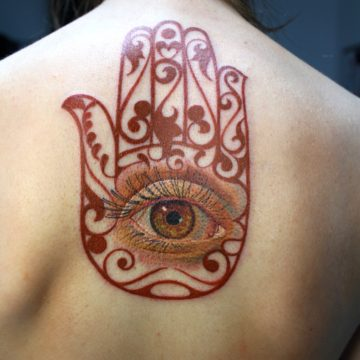 Electrographic tattoo rosenheim,Eva