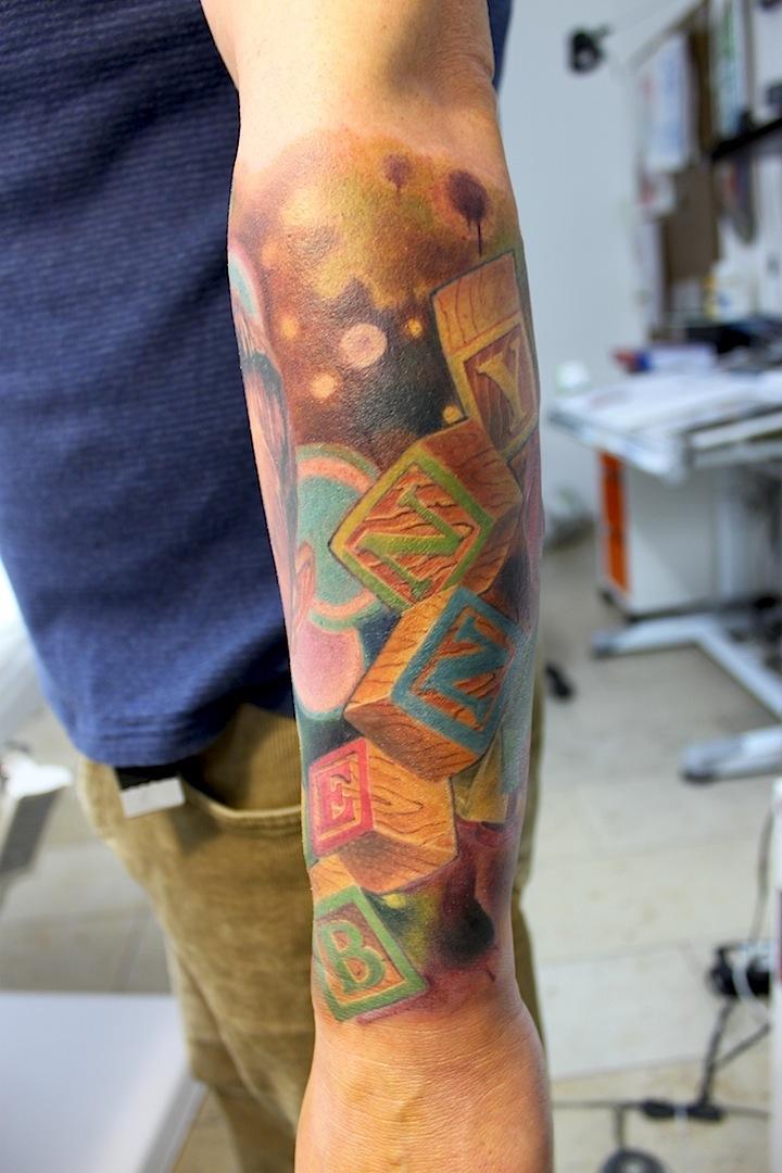 Electrographic tattoo,rosenheim,1