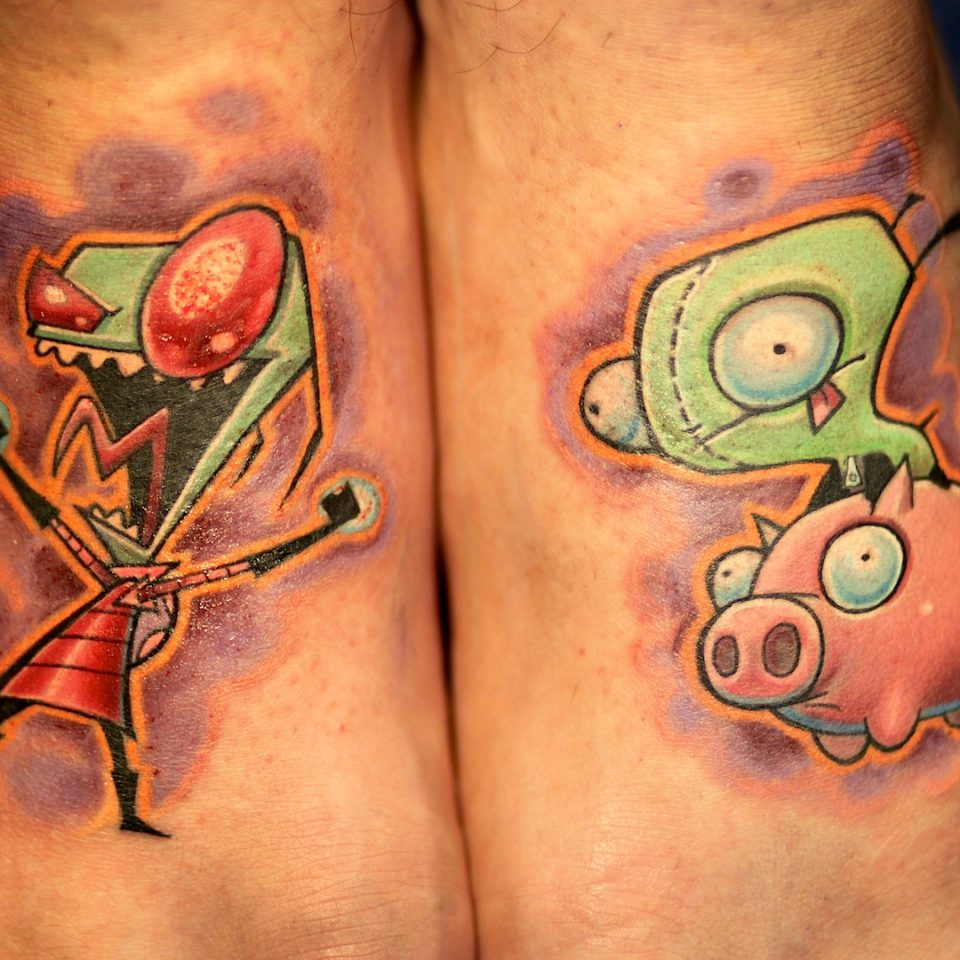 electrographic, tattoo, rosenheim, kassel, tattoo convention, 2012, freitag.4